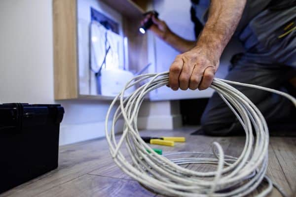 Low Voltage Wiring Office Moves