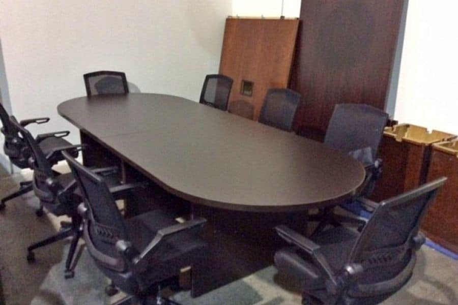 Used Conference Table, 8 Seat