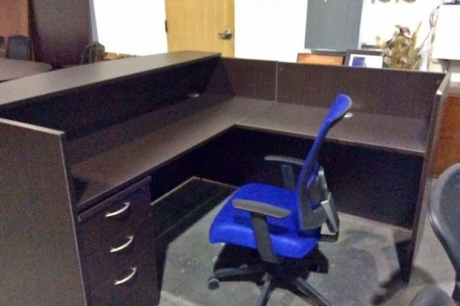 Used Reception Desk