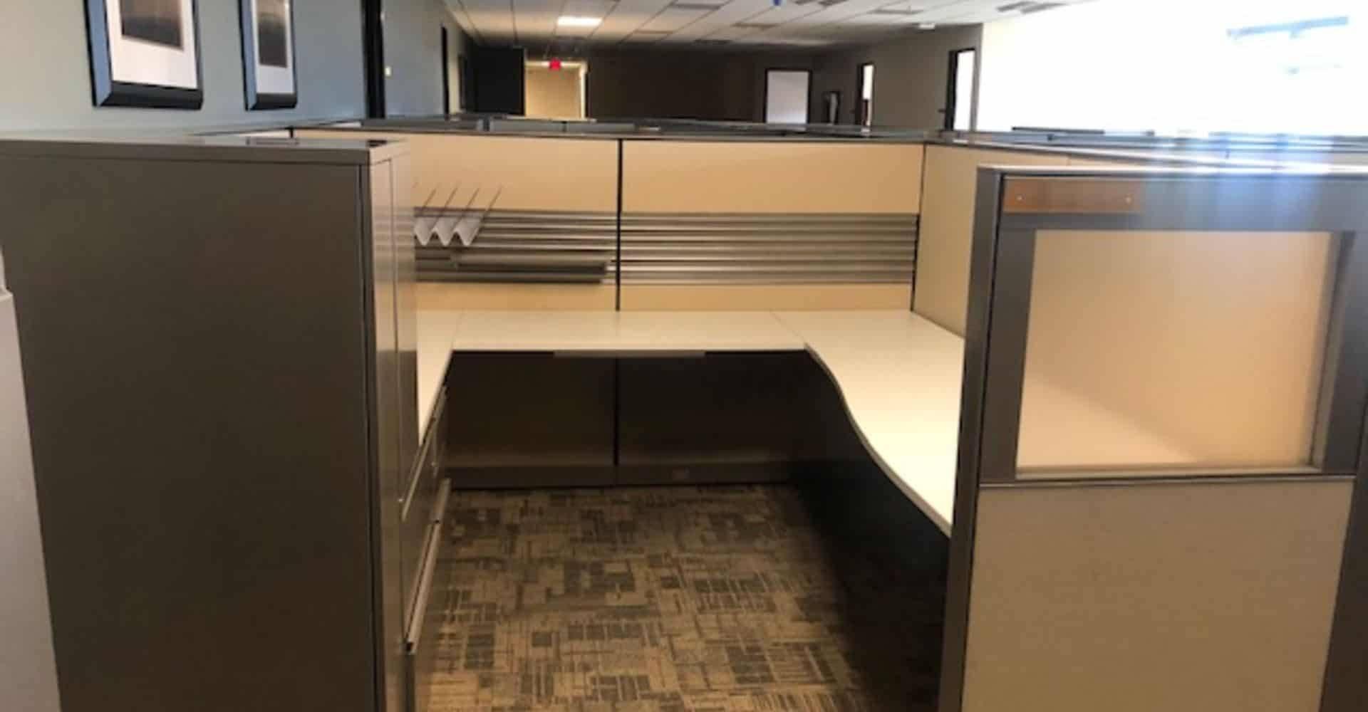 Las Vegas Used Office Furniture & Cubicles  Southwest Modular